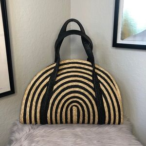 Vintage Kate Spade Straw Bag